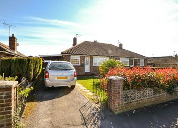 Thumbnail 2 bed bungalow for sale in Hazel Road, North Bersted, Bognor Regis, West Sussex