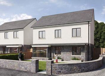 Thumbnail 4 bedroom detached house for sale in Gower Road, Upper Killay, Swansea, Abertawe