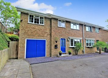 Thumbnail 5 bed semi-detached house for sale in Old Odiham Road, Alton, Hampshire