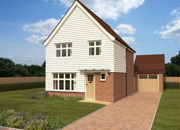 Thumbnail 3 bedroom detached house for sale in Roman Way, Strood