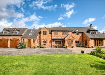 Thumbnail 5 bed detached house for sale in Leather Mills Lane, Hartshill, Nuneaton, Warwickshire