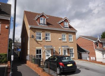 Thumbnail 3 bedroom semi-detached house for sale in St Jospeh's Court, Acomb, York