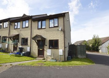 Thumbnail 2 bed end terrace house for sale in St. Marys Rise, Writhlington, Radstock