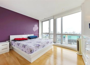Thumbnail 2 bedroom flat to rent in Ontario Tower, Canary Wharf, London