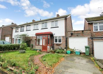 Thumbnail 4 bedroom semi-detached house for sale in The Spinney, Sidcup, Kent