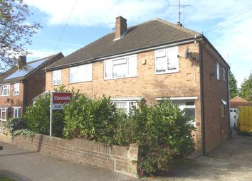 Thumbnail 4 bed semi-detached house for sale in Pennine Avenue, Luton