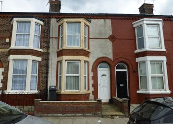 Thumbnail 2 bedroom terraced house for sale in Miranda Road, Bootle