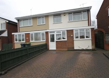 Thumbnail 3 bedroom semi-detached house for sale in Mace Street, Cradley Heath