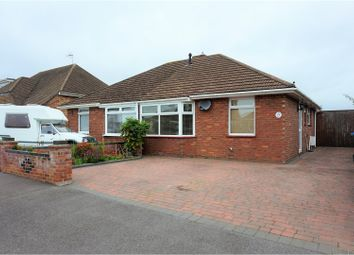 Thumbnail 2 bed semi-detached bungalow for sale in Lawrence Road, Fareham