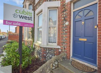 Thumbnail 4 bed terraced house for sale in New Road, Littlehampton, West Sussex