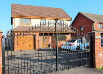 Thumbnail 5 bed detached house to rent in Mynydd Bach Y Glo, Waunarlwydd, Swansea
