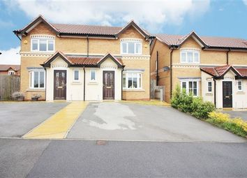 Thumbnail 3 bed semi-detached house for sale in Montgomery Close, Treeton, Rotherham