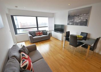 Thumbnail 2 bed flat for sale in Millenium Point, The Quays, Salford Quays