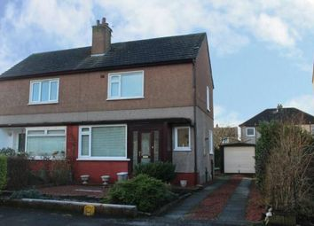Thumbnail 2 bed semi-detached house for sale in Lawrence Avenue, Helensburgh, Argyll And Bute