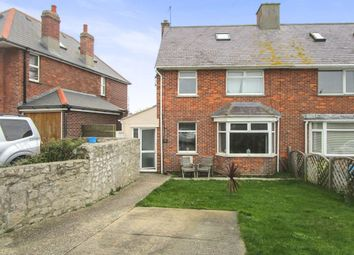 Thumbnail 4 bed semi-detached house for sale in Lloyd Terrace, Chickerell Road, Chickerell, Weymouth