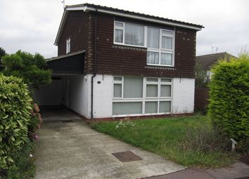 Thumbnail 4 bedroom detached house to rent in Holmsdale Close, Westcliff-On-Sea, Essex