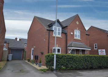 Thumbnail 4 bedroom detached house for sale in Whatcroft Way, Middlewich
