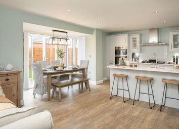 """Thumbnail 4 bedroom detached house for sale in """"Cornell"""" at Hill Corner Road, Chippenham"""