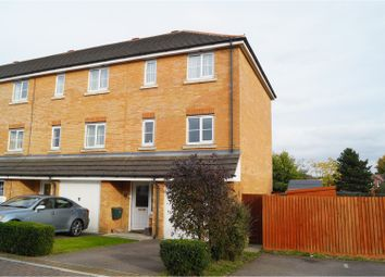 Thumbnail 3 bedroom end terrace house for sale in Columbia Road, Broxbourne