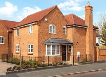 Thumbnail 4 bed detached house for sale in Hedsor Road, Bourne End, Buckinghamshire
