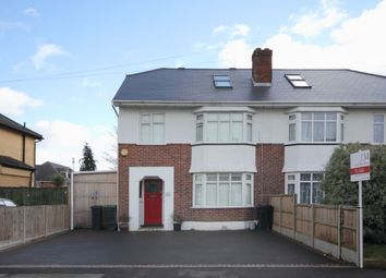 Thumbnail 4 bed semi-detached house for sale in Portfield Road, Chrstchurch