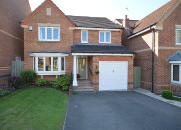 Thumbnail 4 bed detached house for sale in Bendigo Close, Lincoln