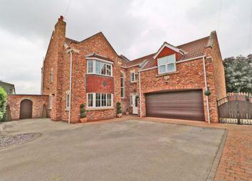 Thumbnail 5 bedroom detached house for sale in Saxon Lane, Belton, Doncaster