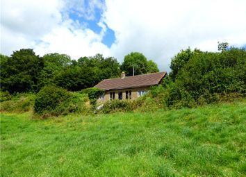 Thumbnail 3 bedroom detached bungalow for sale in Bolham Water, Clayhidon, Cullompton, Devon