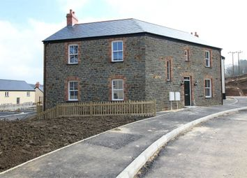 Thumbnail 4 bed detached house for sale in Woodland View, Blaenavon, Pontypool