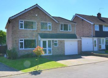 Thumbnail 5 bed detached house for sale in Court Gardens, Hempsted, Gloucester