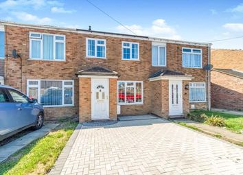 Thumbnail 2 bed terraced house for sale in Pannell Road, Isle Of Grain, Rochester, Kent