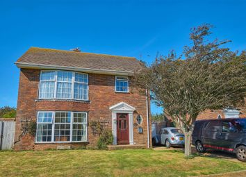 Thumbnail 4 bedroom detached house for sale in Cuckmere Road, Seaford