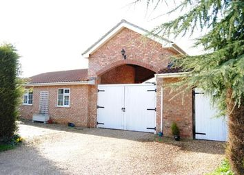Thumbnail 6 bed detached house for sale in Terrington St. Clement, King's Lynn, Norfolk