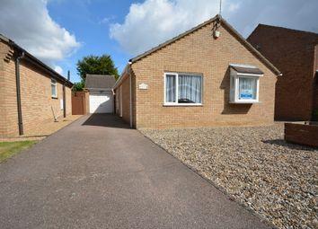 Thumbnail 2 bed detached bungalow for sale in Dunston Drive, Oulton, Lowestoft