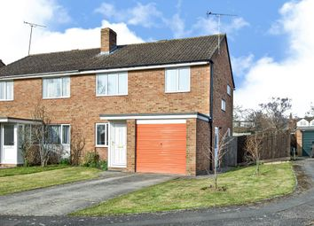 Farmoor, West Oxford OX2. 3 bed semi-detached house for sale