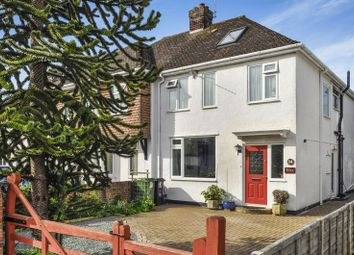 Thumbnail 4 bed semi-detached house for sale in Sellwood Road, Abingdon