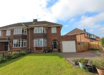 Thumbnail 3 bed semi-detached house for sale in Orwell Drive, Keynsham, Bristol