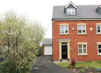 Thumbnail 3 bedroom property for sale in Swift Close, Blackpool