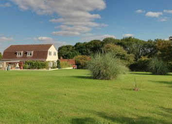 Thumbnail 5 bed detached house for sale in Newton Way, Woolsthorpe By Colsterworth, Grantham