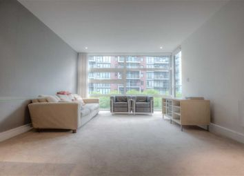 Thumbnail 1 bed flat to rent in Warwick Building, Chelsea Bridge Wharf, Battersea, London