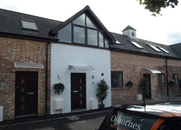 Thumbnail 1 bed terraced house to rent in Sherborne Road, Farnborough