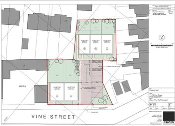 Thumbnail Land for sale in Vine Street, Hazel Grove, Stockport