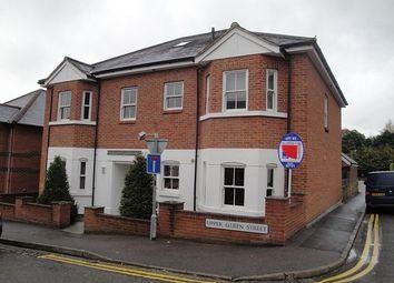 Thumbnail 2 bed flat to rent in Upper Queen Street, Godalming