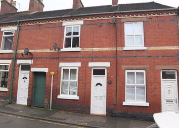 Thumbnail 2 bed terraced house for sale in Shoobridge Street, Leek