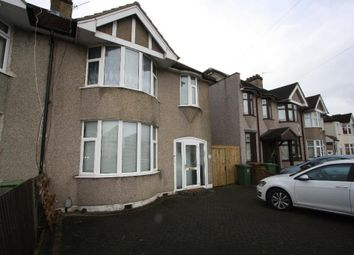 Thumbnail 3 bedroom flat to rent in Westwood Lane, Welling, Kent