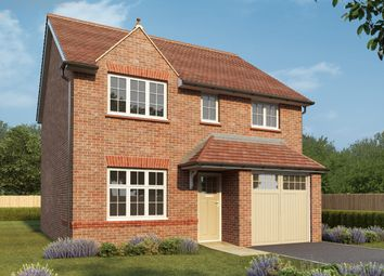Thumbnail 4 bedroom detached house for sale in Castle Fields, Manor Road, Barton Seagrave, Kettering