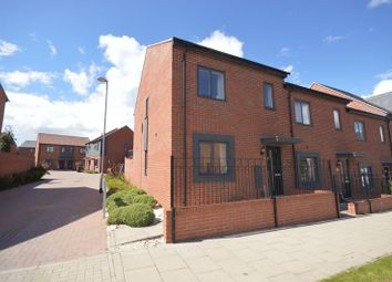 Thumbnail 3 bedroom terraced house for sale in Birchfield Way, Telford
