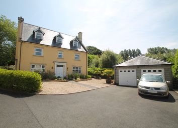 Thumbnail 5 bedroom detached house for sale in Conqueror Drive, Manadon Park, Plymouth