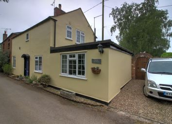 Thumbnail 3 bed cottage for sale in Chapel Lane, Mowsley, Lutterworth