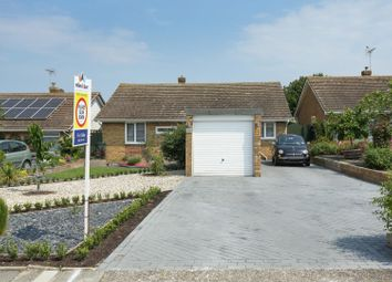 Thumbnail 3 bed detached bungalow for sale in Saltwood Gardens, Cliftonville, Margate